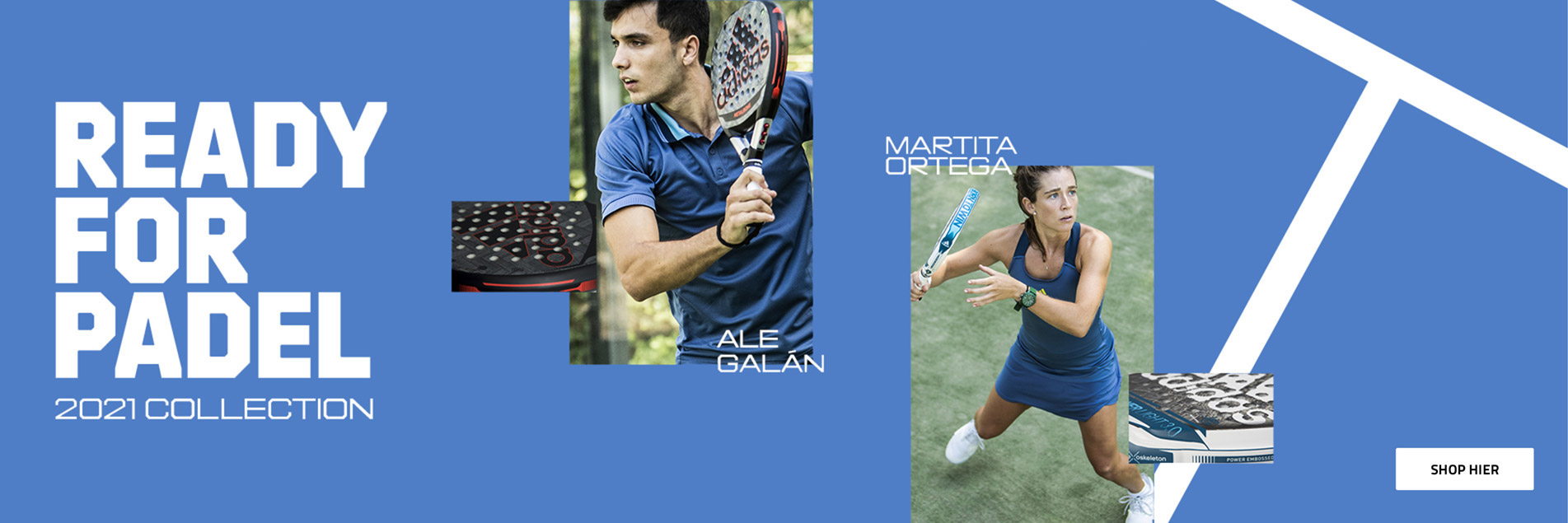 Adidas | Ready For Padel