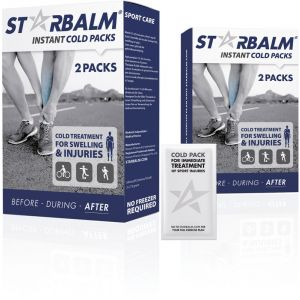 Starbalm Fast Cold Packs 2x